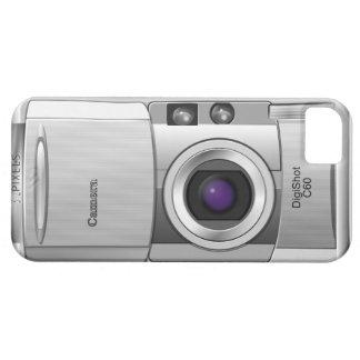 カメラのiPhoneの場合 iPhone SE/5/5s ケース