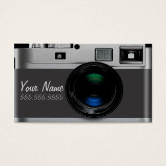 カメラカード 名刺