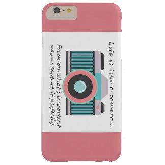 カメラマンのためのIPhone 6のプラスの場合 Barely There iPhone 6 Plus ケース