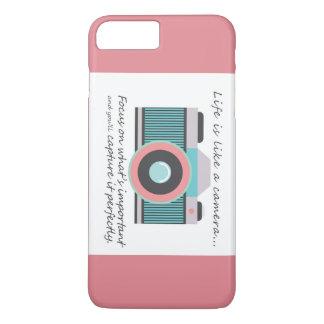 カメラマンのためのiPhone 7のプラスの場合 iPhone 8 Plus/7 Plusケース