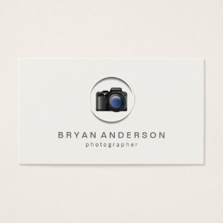 カメラマンの名刺 名刺