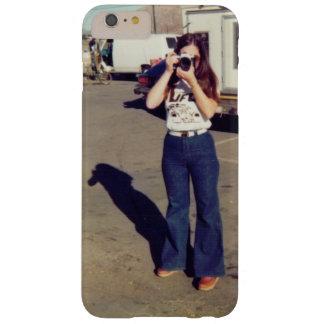 カメラマンの電話箱(古い学校) BARELY THERE iPhone 6 PLUS ケース