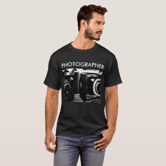 カメラマンのTシャツ Tシャツ