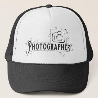 カメラマン キャップ