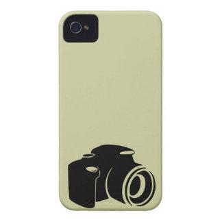 カメラ愛写真撮影ファンアイコン写実的なモダンカリフォルニア Case-Mate iPhone 4 ケース