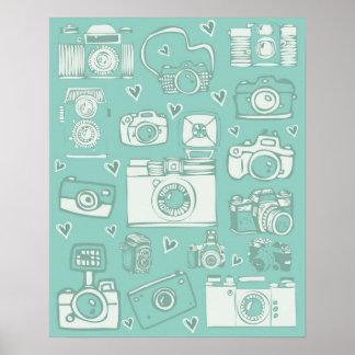 カメラ愛 ポスター