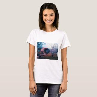 カメラ Tシャツ
