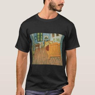 カメラdaのlettoのフィンセント・ファン・ゴッホのカメラdaのletto tシャツ