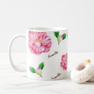 カメリア マグ コーヒーマグカップ