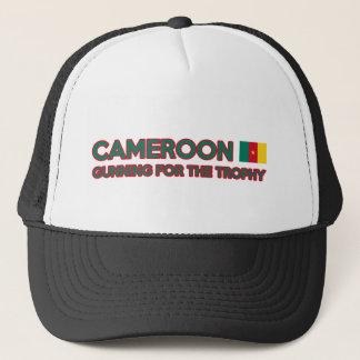 カメルーンのデザイン キャップ