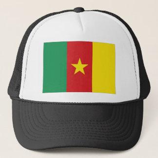 カメルーンの国旗 キャップ