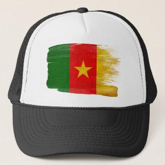 カメルーンの旗のトラック運転手の帽子 キャップ