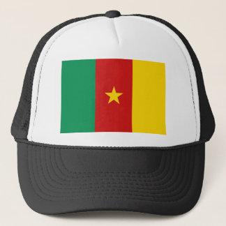 カメルーンの旗の帽子 キャップ