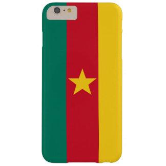 カメルーンの旗の電話箱 BARELY THERE iPhone 6 PLUS ケース