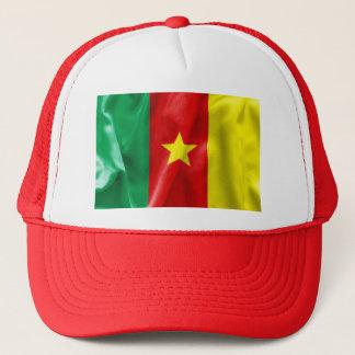カメルーンの旗 キャップ