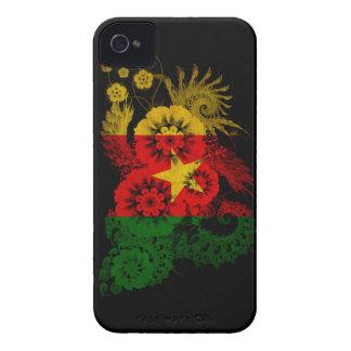 カメルーンの旗 Case-Mate iPhone 4 ケース