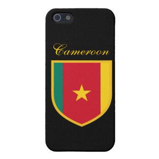 カメルーンの旗 iPhone SE/5/5sケース