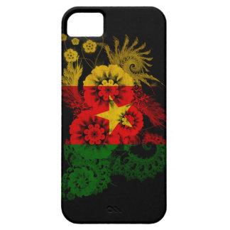 カメルーンの旗 iPhone SE/5/5s ケース