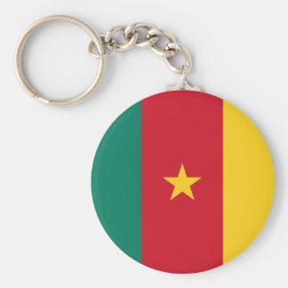 カメルーンの旗Keychain キーホルダー
