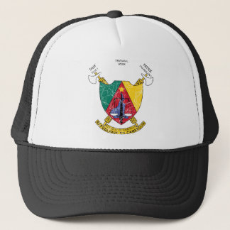 カメルーンの紋章付き外衣 キャップ