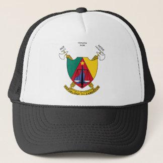 カメルーンの紋章 キャップ