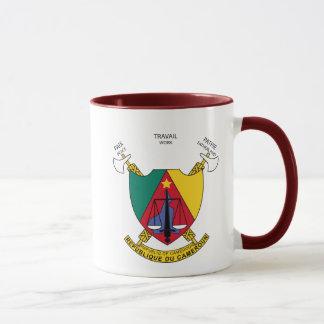 カメルーンの紋章 マグカップ
