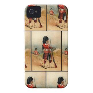 カメルーン女王の高地居住者 Case-Mate iPhone 4 ケース