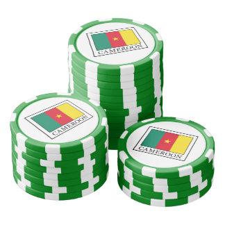 カメルーン ポーカーチップ