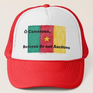 カメルーン- Oカメルーンの私達の先祖の揺りかご キャップ