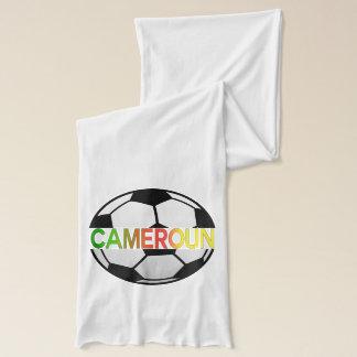 カメルーンLesのライオンのIndomptablesの球 スカーフ
