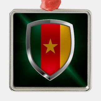 カメルーンMettalicの紋章 メタルオーナメント