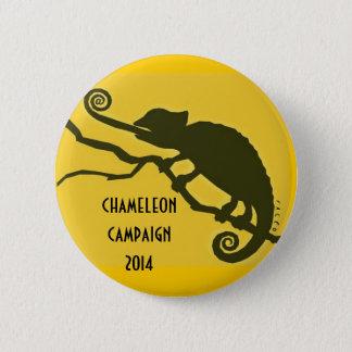 カメレオンのキャンペーン2014年 5.7CM 丸型バッジ