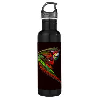 カメレオンの抽象美術のボトル ウォーターボトル