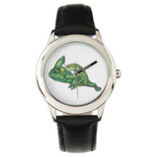 カメレオンの時計 腕時計