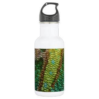 カメレオンの皮の質 ウォーターボトル