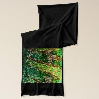 カメレオンの皮 スカーフ
