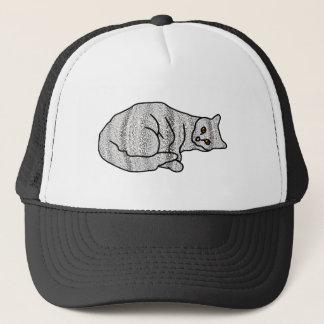 カメレオン猫 キャップ