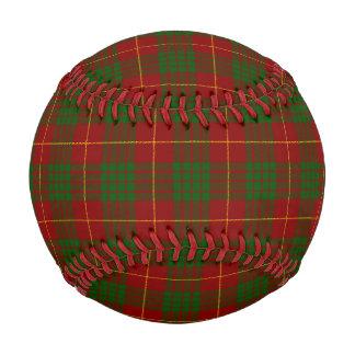 カメロンのタータンチェック 野球ボール