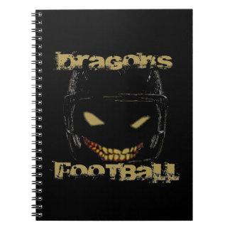 カメロンのドラゴンのノート ノートブック