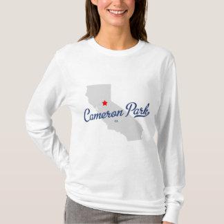 カメロン公園カリフォルニアカリフォルニアワイシャツ Tシャツ