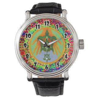 カメ手 腕時計