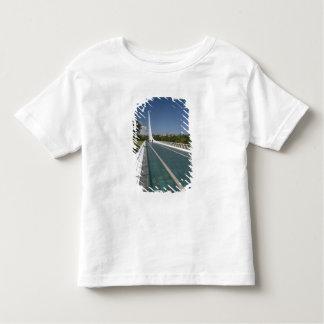 カメ湾の日時計橋 トドラーTシャツ
