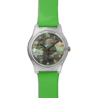 カメ 腕時計