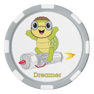 カメDreamer™ ポーカーチップ