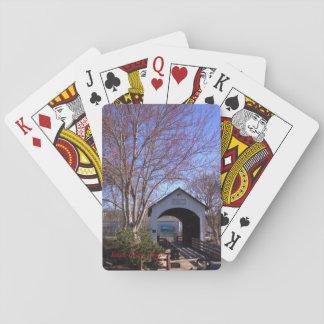カモシカの入り江橋、ワシポイント、オレゴン トランプ