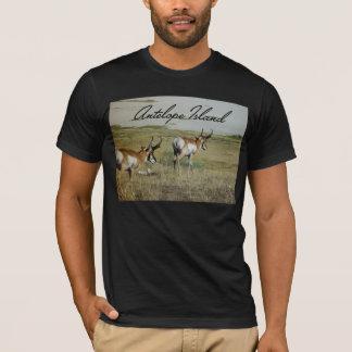 カモシカの島 Tシャツ