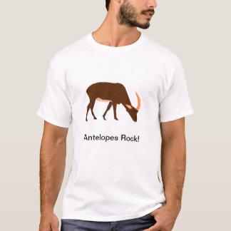 カモシカのTシャツ Tシャツ