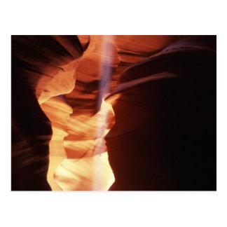 カモシカ渓谷アリゾナ ポストカード