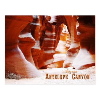 カモシカ渓谷、アリゾナ ポストカード