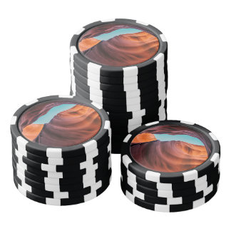 カモシカ渓谷 ポーカーチップ